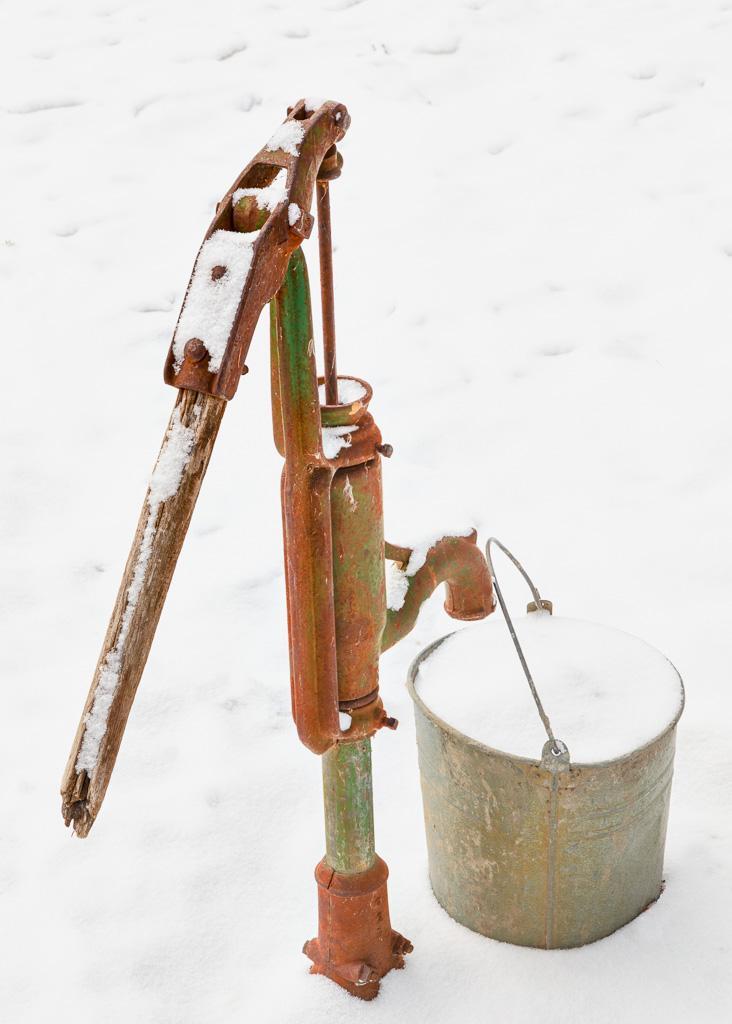 NeilM - Frozen Water Dispenser