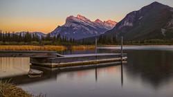 GlennJ Banff Sunset