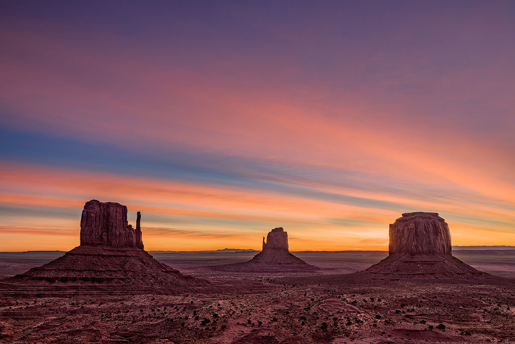 JeffF-Monument-Valley-Sunrise
