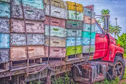 AnnieB Honey Truck