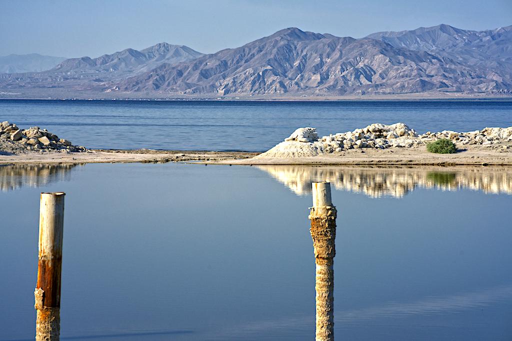 GrahamJ-Serene crisis, The Salton Sea