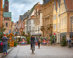 DA-Christmas Streets in Germany