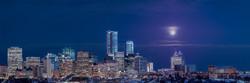 NeilM - Moon Over Downtown