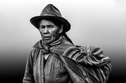 GlennJ Andean Woman