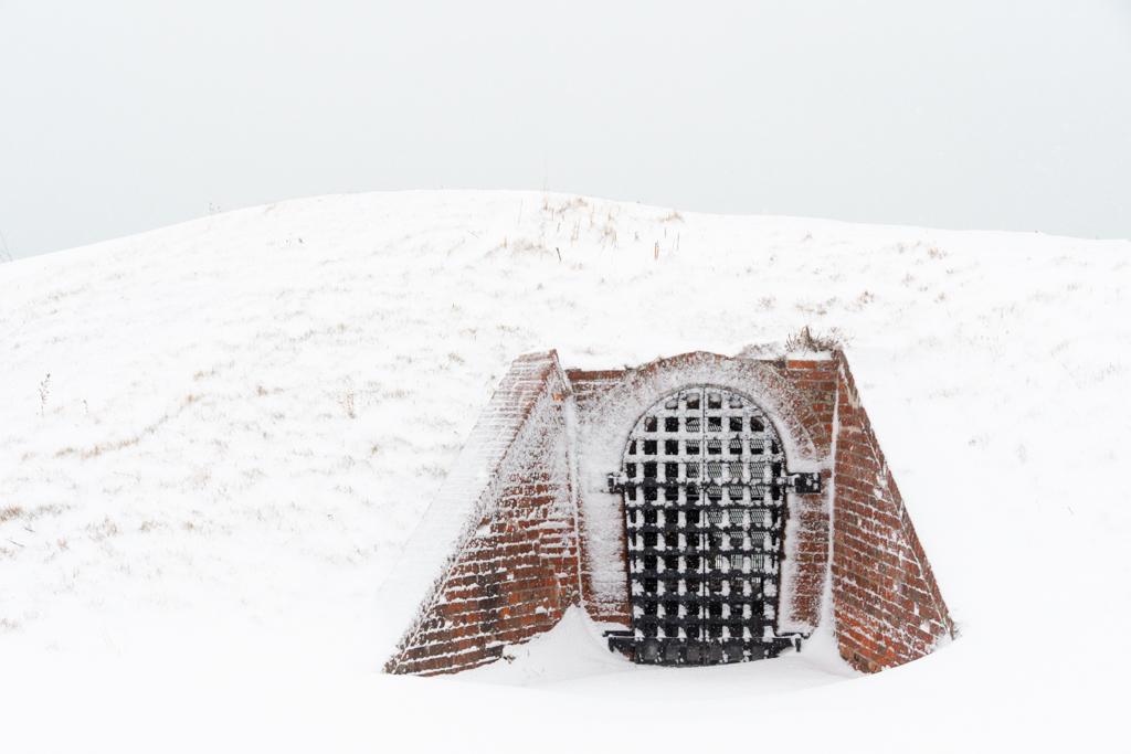 JimS Bunker at Ft Missassauga