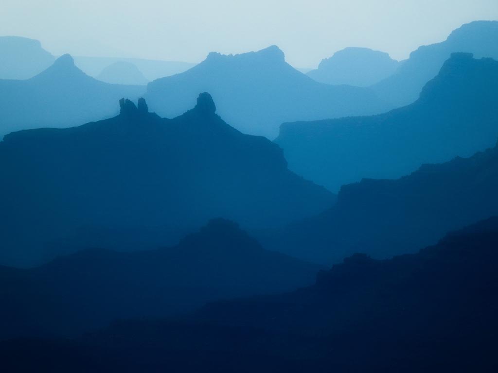 Lissa Evans Grand Canyon Blue