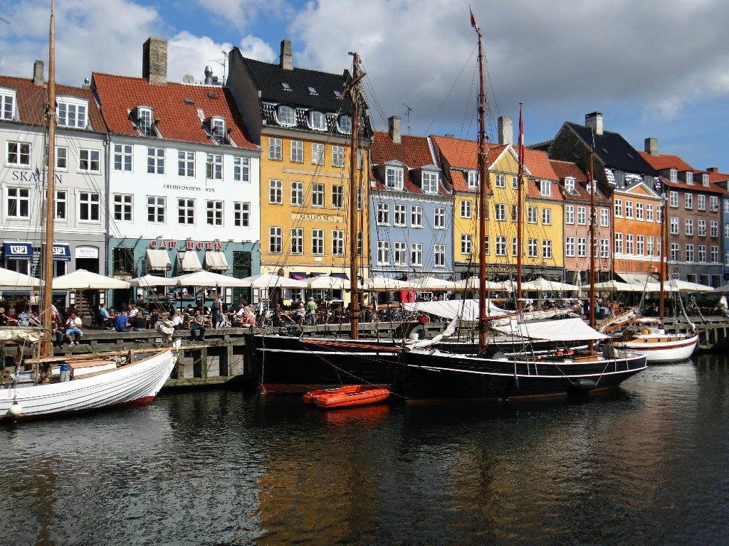 DonW - Copenhagen colors
