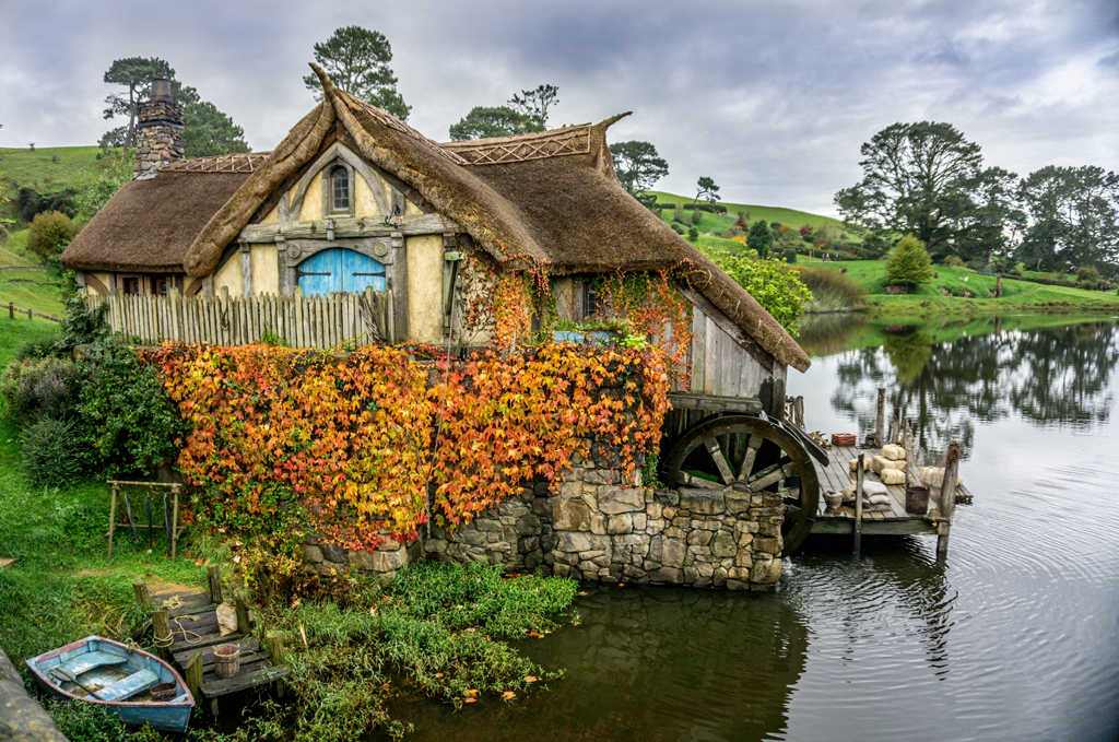 Marc Schwartz Hobbit Mill