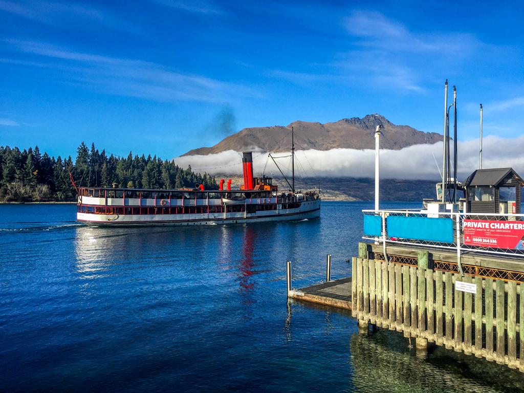 MaarcS-NZ Steamship