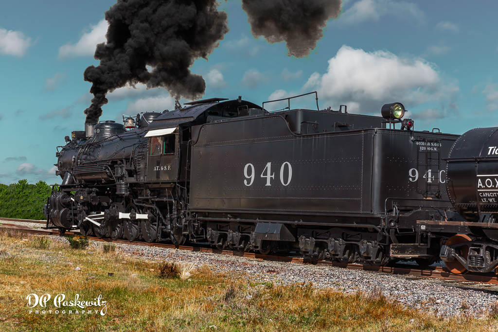 DonP 2 ATSF 940 at Bartlesville