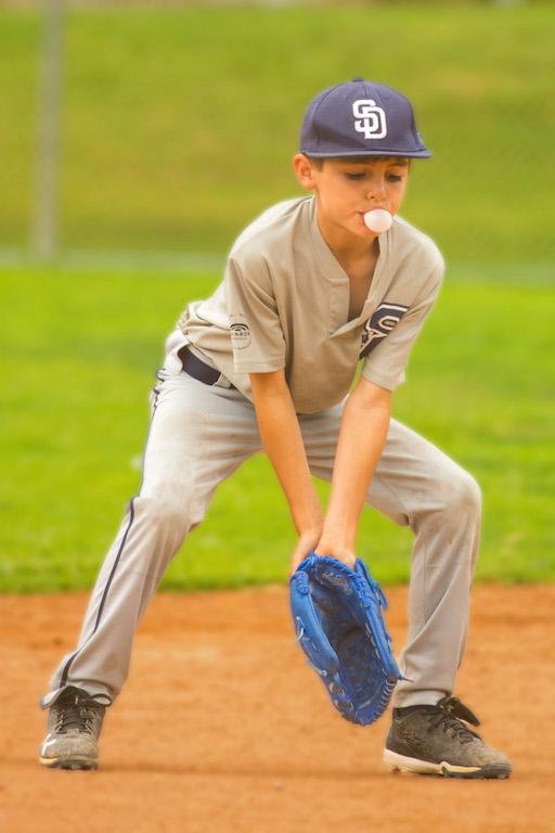 Jennifer R, Baseball and Bubblegum