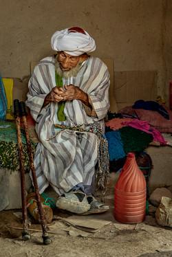 Homeless in Morocco - Paul P