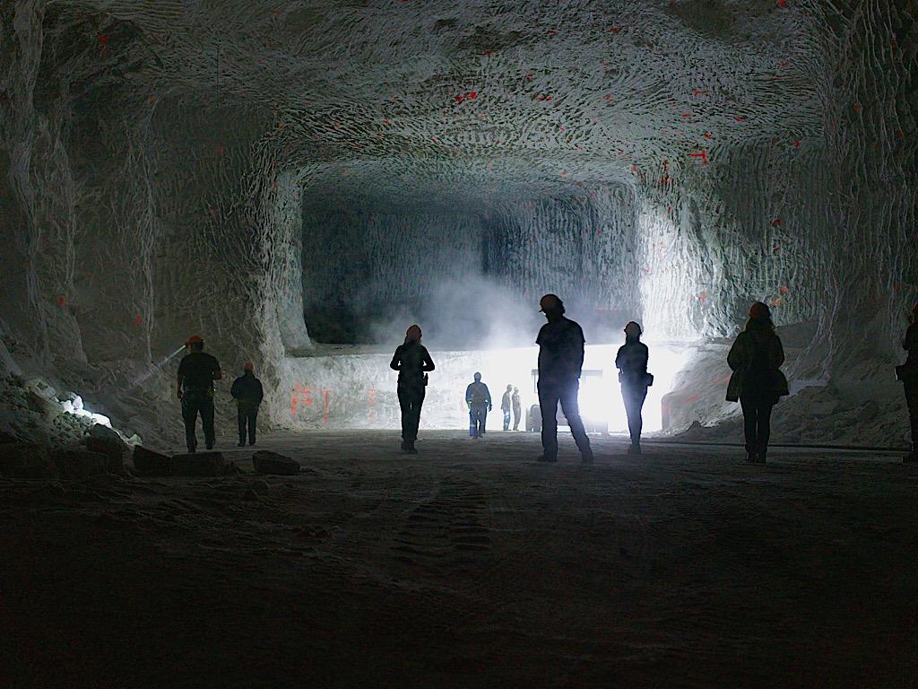 Graham Jones Salt Mine