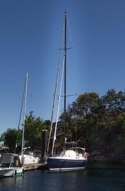 Betty T -sail boat