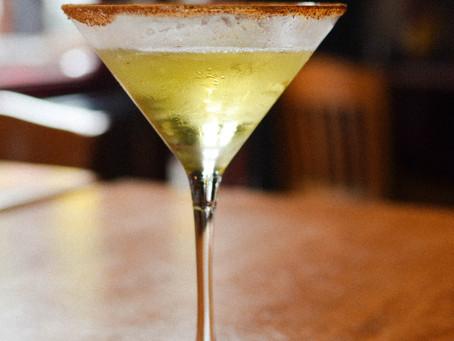 Introducing The Apple Pie Martini