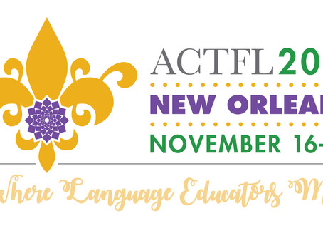 2018 ACTFL in New Orleans: Korean Language Sessions (11/15~11/18)
