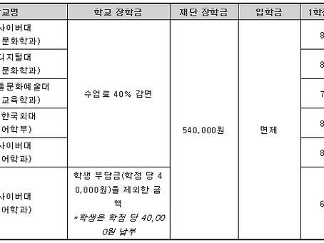 2019 한글학교 교사 학위 취득과정 모집 안내