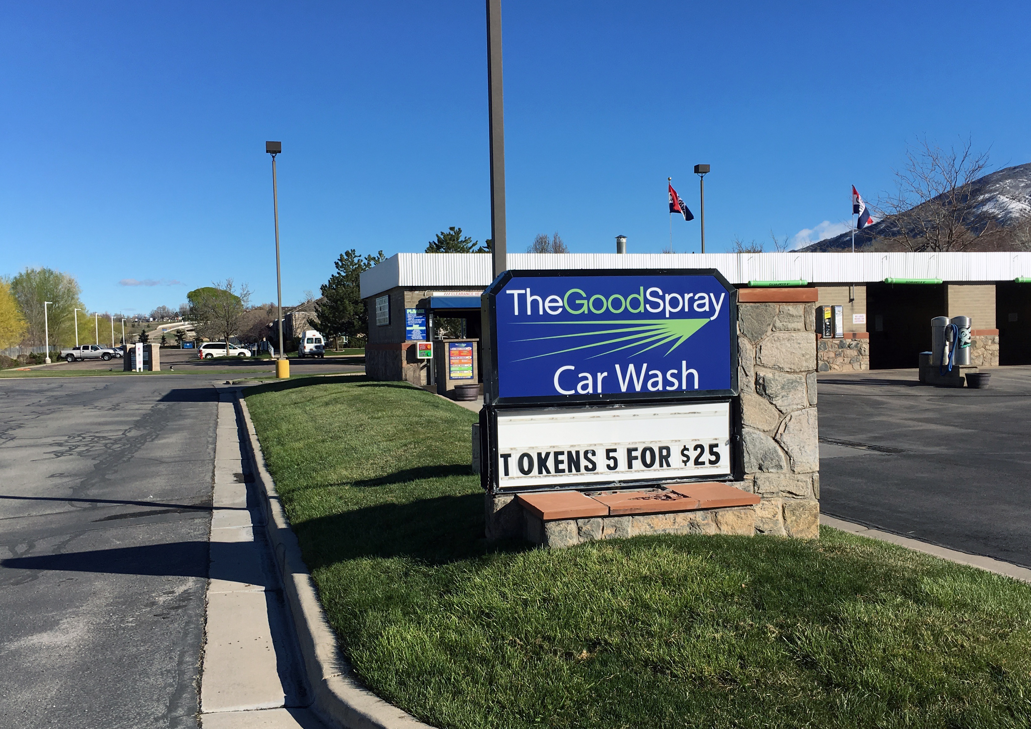 The Good Spray Car Wash