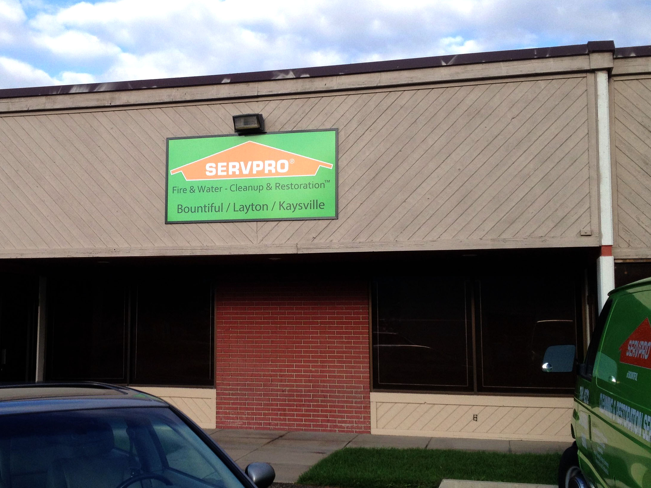 Servpro of Bountiful