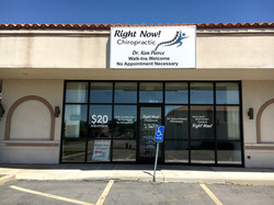 Right Now! Chiropractic