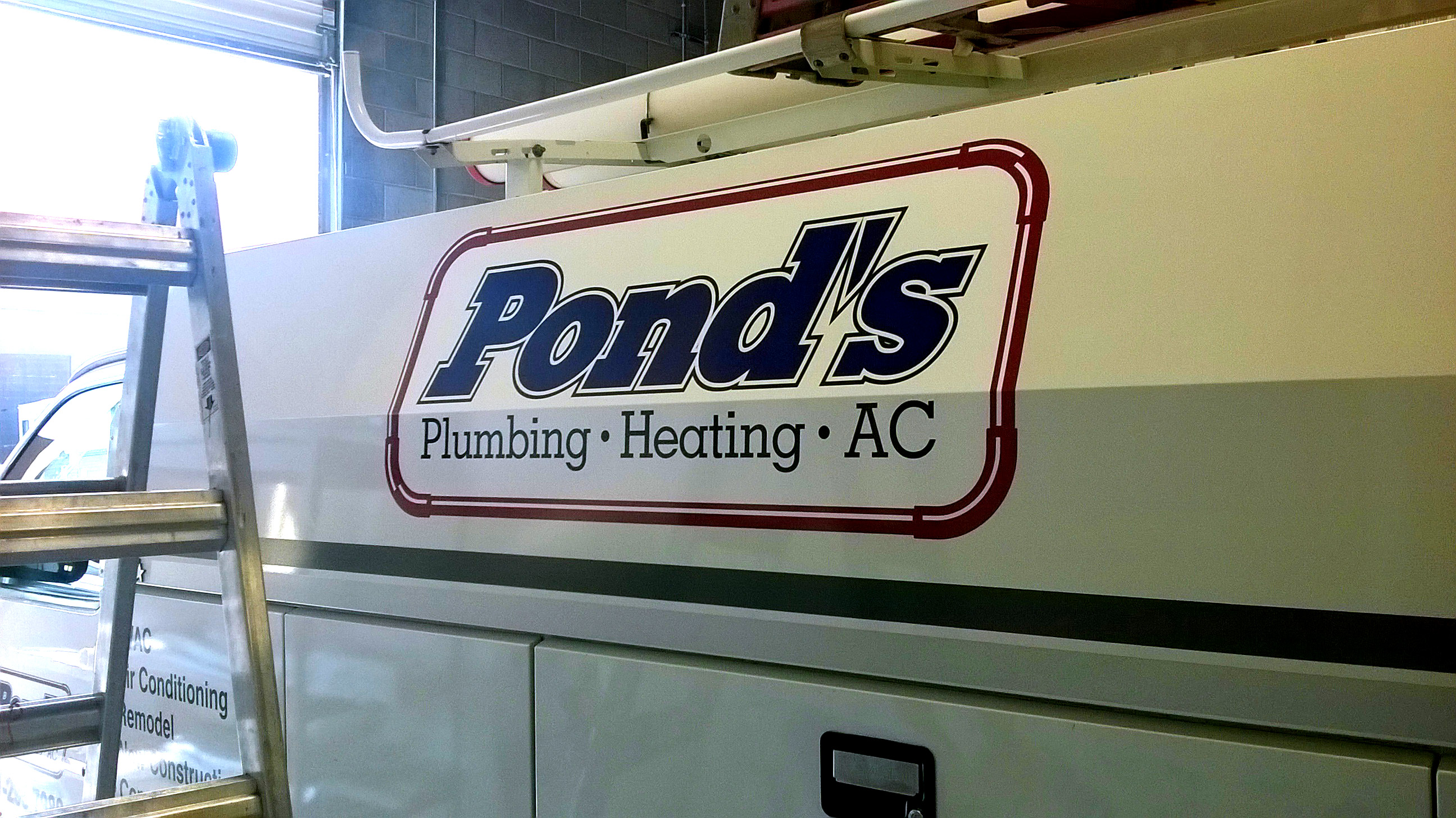Pond's Plumbing and Heating