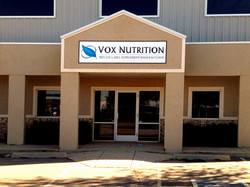 VOX Nutrition