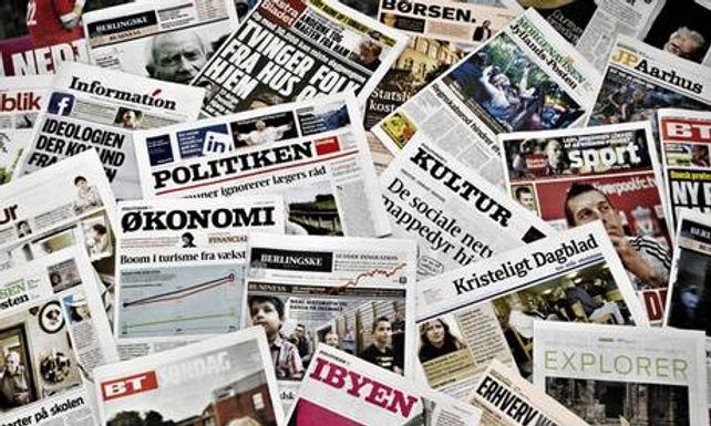Media monitoring  - Denmark