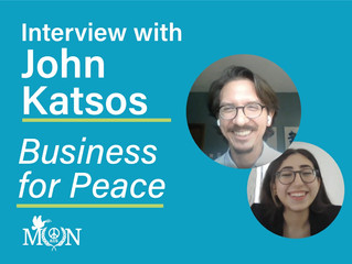 Catching Up with Prof. John Katsos