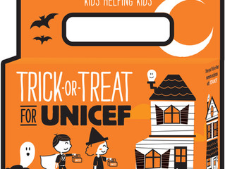 Trick-or-Treat for UNICEF Goes Virtual