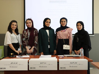 AUSMUN features its first Arabic speaking panel