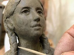 Meet the sculptors: Clare Abbatt