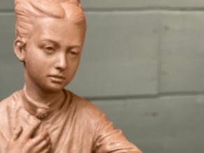 Meet the sculptors: Billie Bond