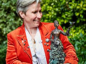 'We've got to change the role of public sculpture' – Eve Shepherd