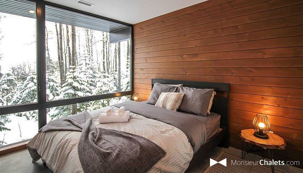 Chambre a coucher |MonsieurChalets.com |HEMERA-15