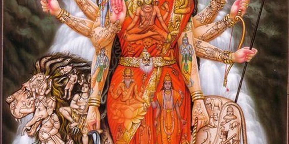 Yoga & The Gods X - Shakti