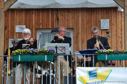 Willem Wolthuis en Society Jazz Band