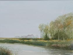 Willem Wolthuis ~ Reitdiep