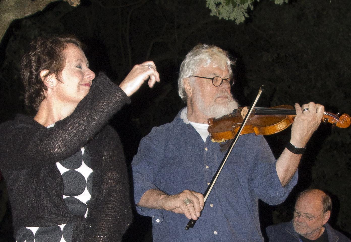 Willem en Femke Wolthuis