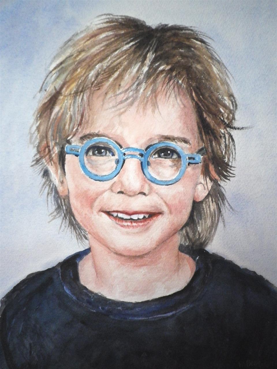 Willem Wolthuis ~ zoon van Martine