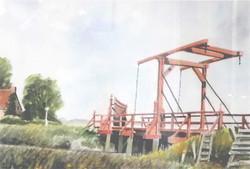 Willem Wolthuis ~ brug