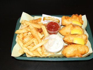 Our Fish n' Chips are the Best!!