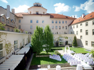 """ONCE UPON A TIME"" FAIRY TALE WEDDING PACKAGE OFFERED BY MANDARIN ORIENTAL, PRAGUE"