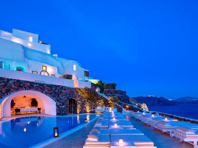 Canaves Oia Suites & Villa | Luxster Directory