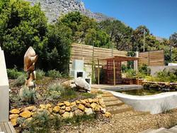 #oranjezicht garden coming along in the