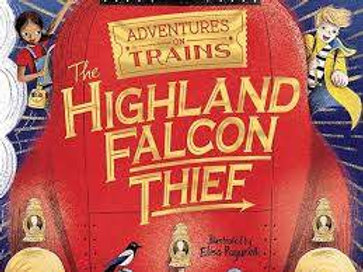 The Highland Falcon Thief: Adventures of Trains