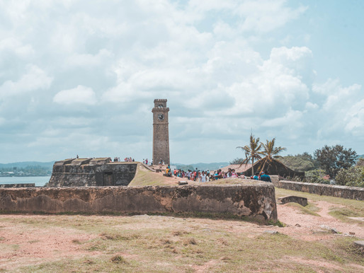Historical Galle Fort