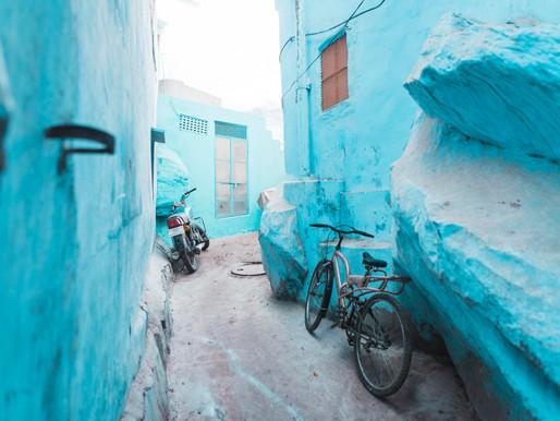 Jodhpur, The Blue City
