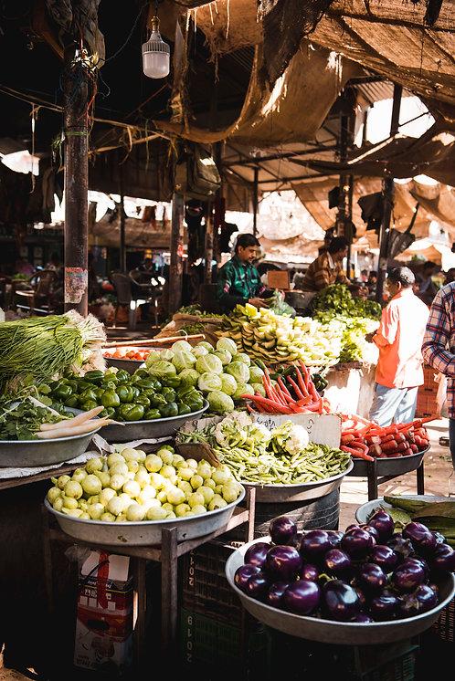 Bikaner Market