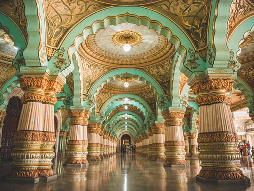 A City Stop in Mysore
