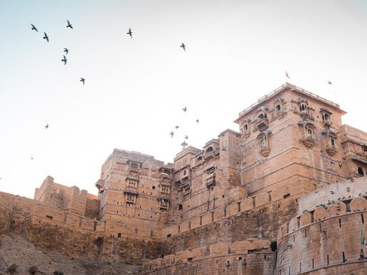 Jaisalmer, The Desert Town